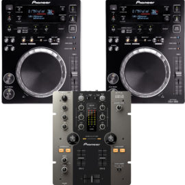 DJ Equipment leihen set