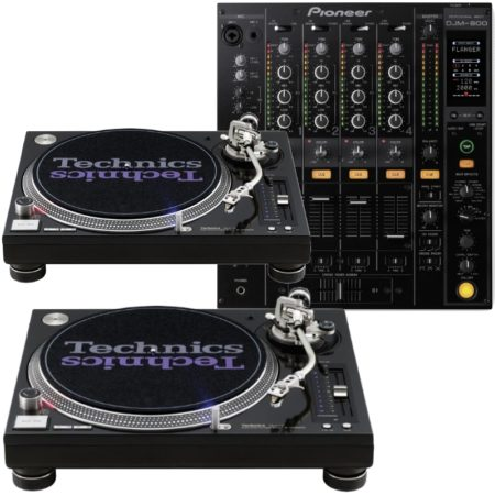 DJBundleTechnics+DJmausleihen