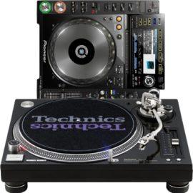 CD-Player & Plattenspieler