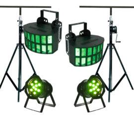 lichtanlage mieten set