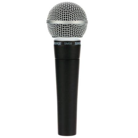 mikrofon mieten shure sm